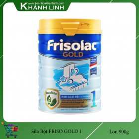 SỮA BỘT FRISO  GOLD 1